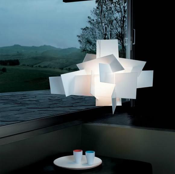 D65cm / 95cm Moderní akrylátový stojan s velkým trestem Creative Moderní lustr osvětlení Art Pandant lampa stropní E27 LED žárovky 90-260V