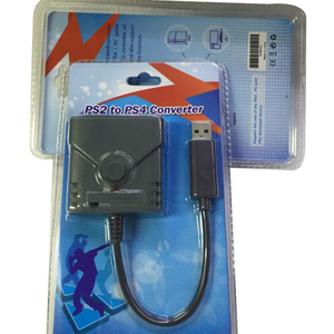 Image 3 - مهايئ مهايئ ألعاب USB لوحدة تحكم ألعاب PS2 لوحدة تحكم PS4 محول الكمبيوتر