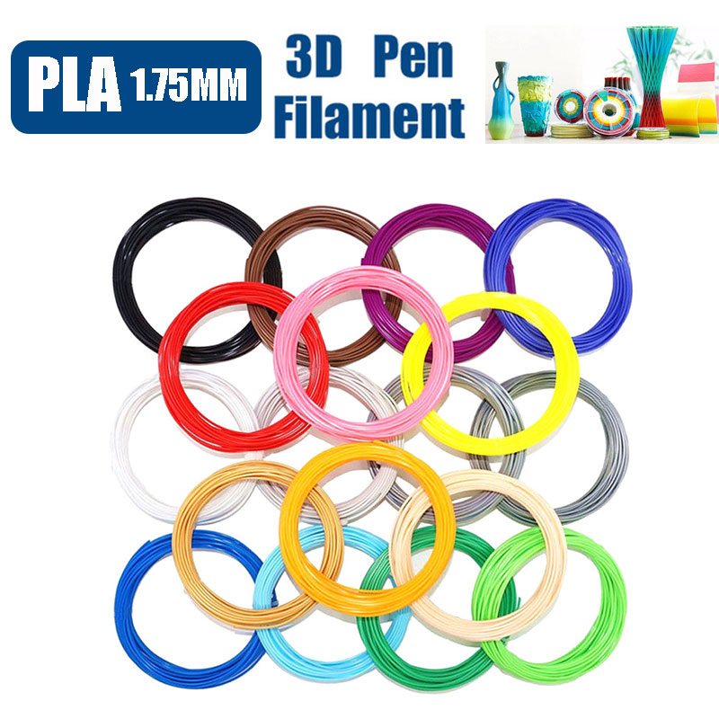 Practical 3D Print Material Drawing 1.75mm 3D Print Filament Modeling High Precision 3D Printing Consumables Pen Doodle