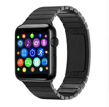 42mm Bluetooth Connected Smart Watch IWO 2 MTK2502C 1:1 Heart Rate Monitor Pedometer Smartwatch for Apple IOS iPhone 6s 7