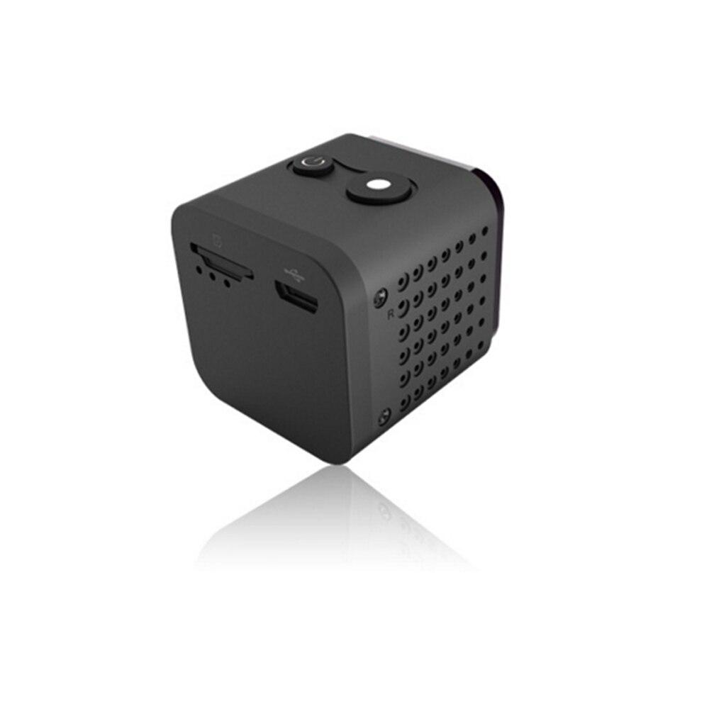 Top mini 1080P HD cámara de red webcam batería integrada WIFI soporte infrarrojo visión nocturna función TF tarjeta teléfono aplicación remota - 2