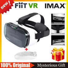 NEW FIIT VR 2N Google Cardboard Version Virtual Reality 3D Glasses VR Glasses VR BOX Xiao