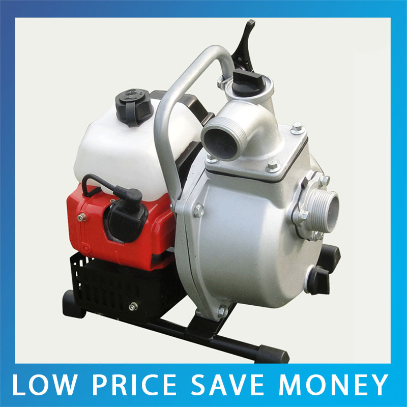 Two-stroke Gasoline Self-priming Irrigation Pumps 1 inch Agricultural Centrifugal Water Pump 3 inch gasoline water pump wp30 landscaped garden section 168f gx160 agricultural pumps