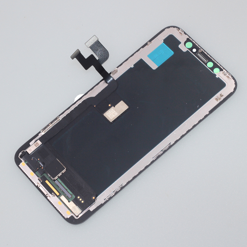 Image 5 - High Quality For iPhone X LCD XS XR LCD Display Amoled Flexible Rigid Hard For iPhone X XS XR Display Soft Screen LCD 3D Touch-in Mobile Phone LCD Screens from Cellphones & Telecommunications