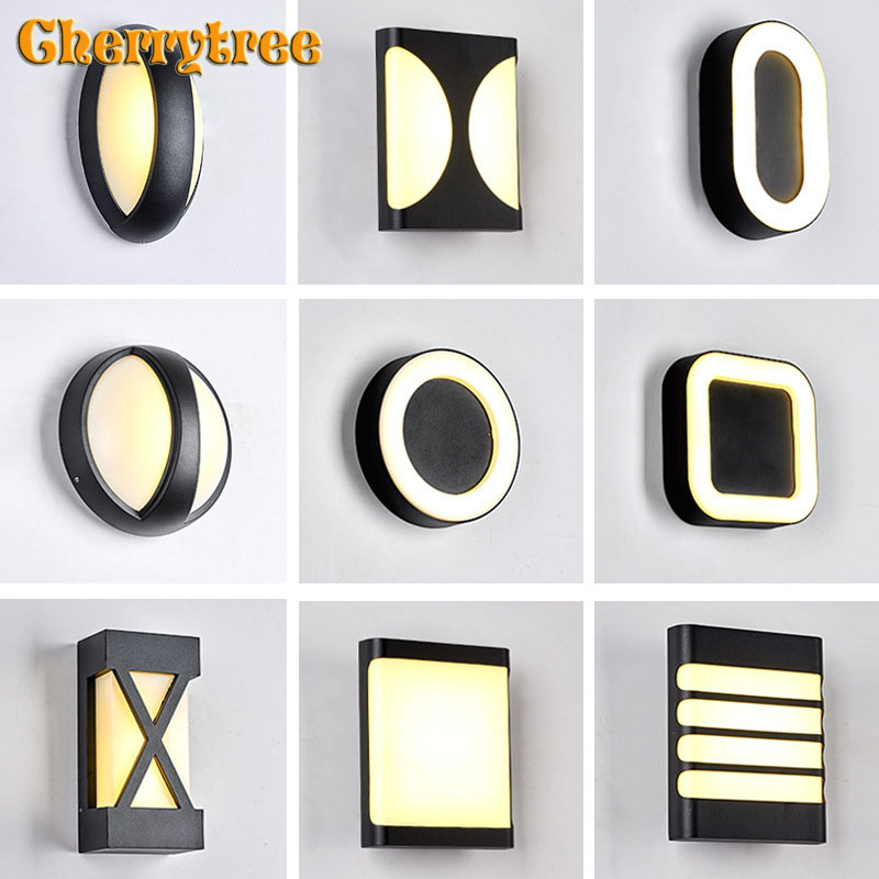 Led Wall light modern wall lamp stair loft bed bedroom  living room decoration outdoor waterproof wall sconce light fixturesLed Wall light modern wall lamp stair loft bed bedroom  living room decoration outdoor waterproof wall sconce light fixtures