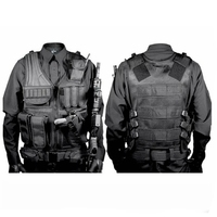 Hunting Military Tactical Vest High Quality Nylon Airsoft War Game Outdoor Vest For Camping Hiking With