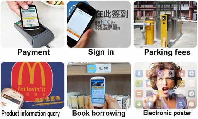 100 cái NFC Ntag216 Tag ISO14443A Dán NFC Dính Nhãn Forum Loại 2 Tất Cả Các NFC Điện Thoại Available