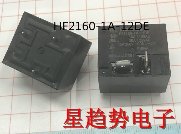 Free shipping new and origianl relay HF2160 1A 12DE 30A DC12V DIP4 50pcs lot