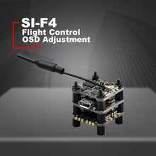 F4 Flytower SIF4 F4 Flight Control w/ BEC 2A ESC BS-13A 13A 2-4S 4IN1 ESC + SIVTX-5840 25/100/200mW Transmitter