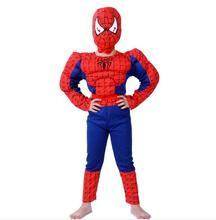Propracovaný kostým Spidermana