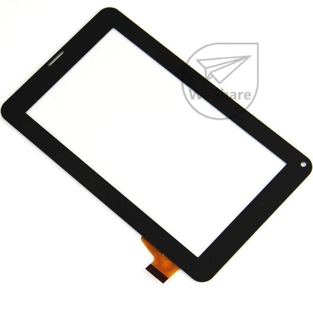 7-дюймовый Сенсорный Экран Кабеля OEM Совместимо с CZY6329X01 40-ядро FM703906KA Общего Сенсорным Экраном