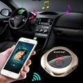 Беспроводная Связь Bluetooth Fm-передатчик Радио Автомобильный Mp3-плеер Громкой связи Car Kit с 2-портовый USB Зарядка карты ПАМЯТИ Управление музыкой