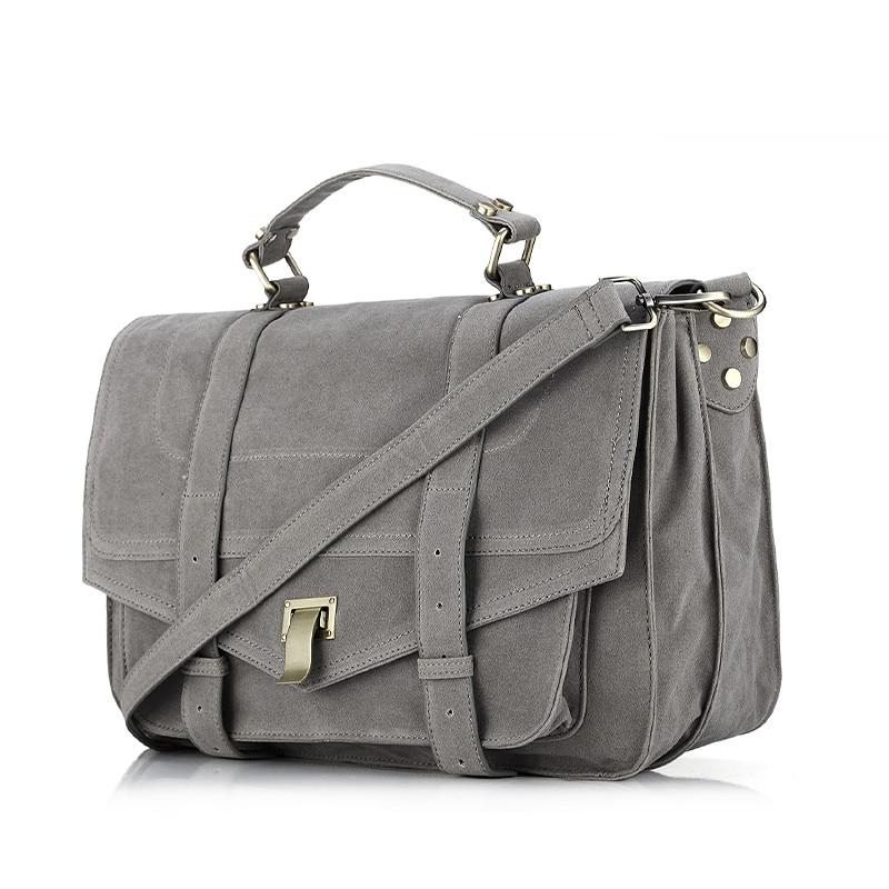 messenger bag vintage suede designer handbags high quality ...