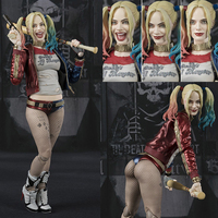 Collections DC Legends Suicide Squad Harley Quinn PVC Action Figure Toy Doll Gift