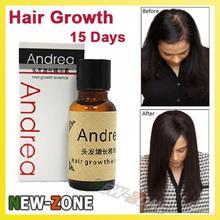 (Min Order 10 $) Penyelesaian Pertumbuhan Rambut Cepat Essence Cecair untuk semua jenis rambut rontok 20ML Rawatan Rambut 100% Natural Herbal Healthy