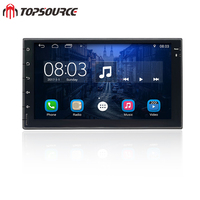 Universal 2din Two 2 Din Car Radio Gps Anroid Car Multimedia Player With Rds Bluetooth Car