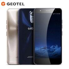 "Оригинальный geotel Note 4 г LTE мобильный телефон 5.5 ""FHD 3 ГБ Оперативная память 16 ГБ Встроенная память 8MP Камера Android 6.0 MTK6737 4 ядра 3200 мАч Батарея GPS"
