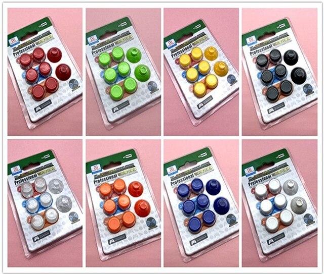 Tapas de agarre de botón de palanca de pulgar para Sony Playstation 4/PS4 Slim/Xbox One