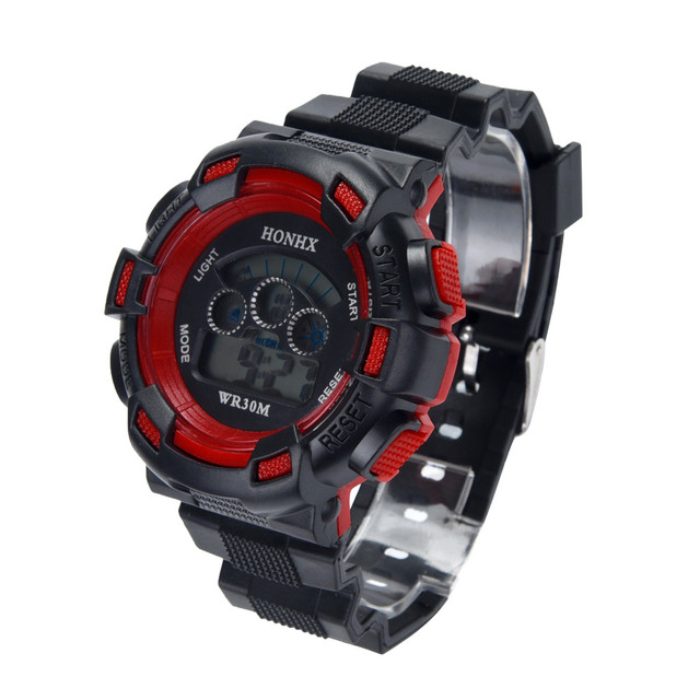 Aimecor New Sale Kid's Watch Smart Digital Watch Waterproof Children Boys Digita