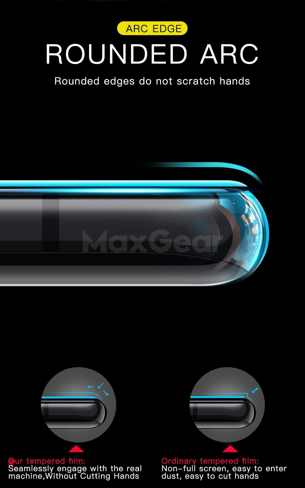 Matowy matowy 9D 9 H szkło hartowane dla Xiaomi Redmi Note 7 6 5 Pro 5A 5 Plus 6A Anti odciski palców peeling folia ochronna na ekran 4