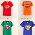 Fashion Cotton Superman Print Harajuku Women T shirt Tops Short Sleeve Casual Plus Size Ladies T-shirt Tees Summer Tshirt 30483