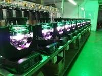 230w Zoom Moving head Osram 7R Beam Spot Light Prism Gobo Color DMX512 Moving Head Beam DJ Stage Light Spotlight Lighting Effect