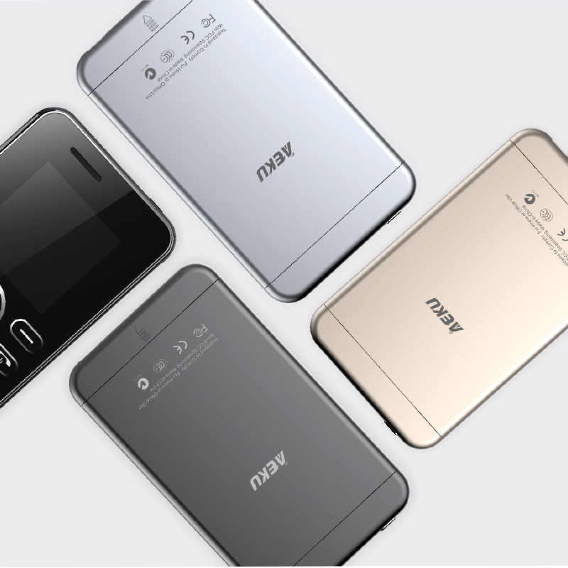 91b0dea79 ... AEKU i9 Mini Unlocked Emergency Card Phone FM Radio Mp3 Mp4 With Single  SIM Card Russian ...