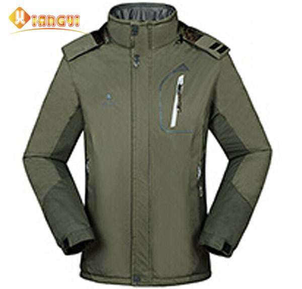Aliexpress.com : Buy Men camping jacket outdoor waterproof ...