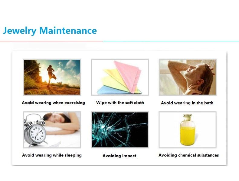 jewelry maintenances