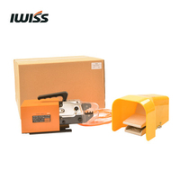 IWISS AM-10 Pneumatic Crimping Tools for Kinds of Terminals Cable tools Wire crimp