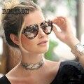 RSSELDN New Летний Стиль Солнцезащитные Очки Классические высокого класса Пластиковые рамы Женщины Пляж Специальный большой Бренд Дизайнер Солнцезащитных Очков