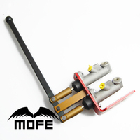 SPECIAL OFFER Universal 0 7 Inch Twin Dual Cylinder Hydraulic Rally Cutting Hand Brake E Brake