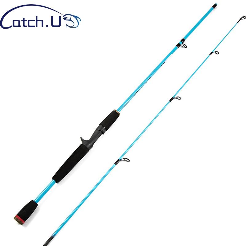 100% Quality Catch U 1/8-3/4oz 4-10kg Spinning Hard Fishing Rod Casting Rods Spinning Rod 1.8m Reputation First