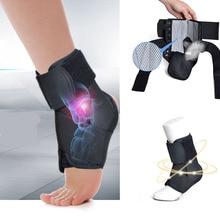 High Elastic Ankle Brace Support Sport Fitness Breathable Medical Adjustable Stabilizer Foot Bandage Socks Protector Orthosis
