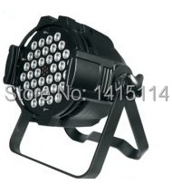 Night club lighting 5 pieces/ lot cheap led stage light RGBW non-waterproof 36pcs*3W ...