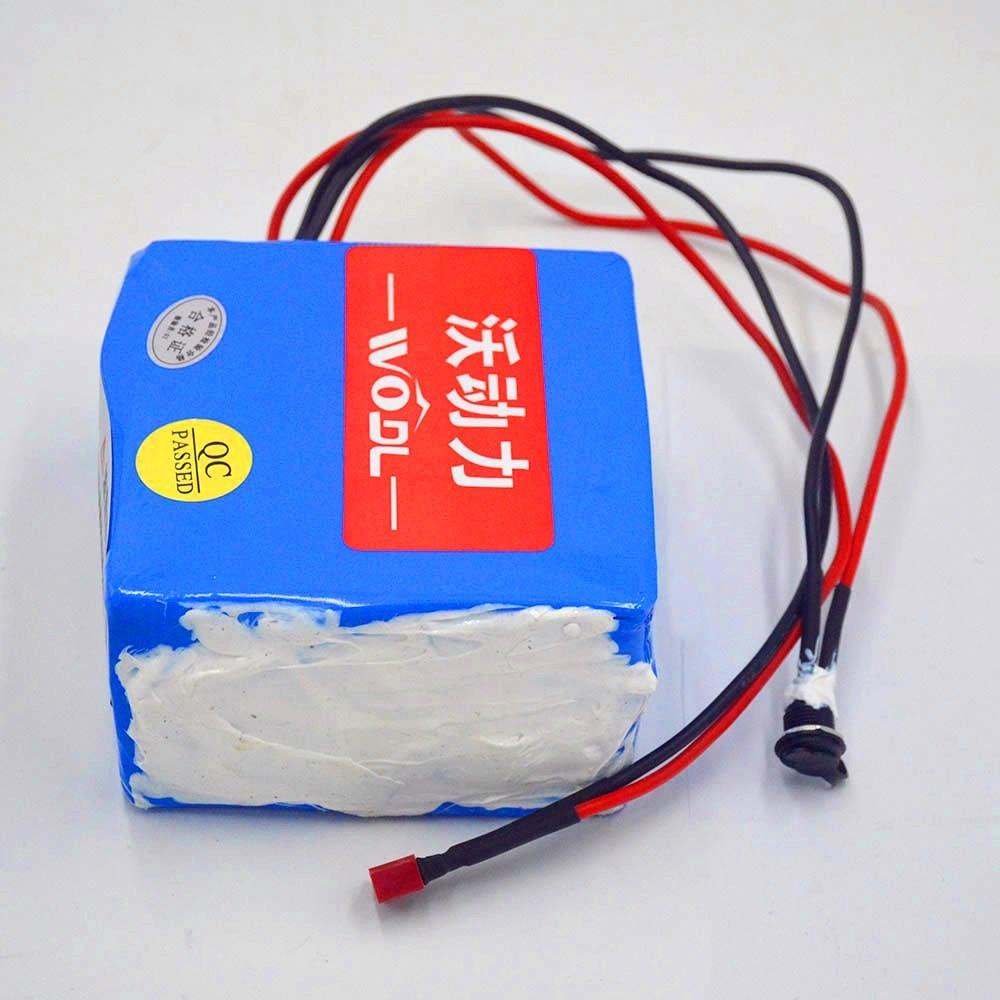 36 V/48 V batterie au Lithium 36 V 10AH vélo électrique/batterie ebike 48 V 10ah 500 W batterie Scooter avec chargeur 36 v/48 v 2A