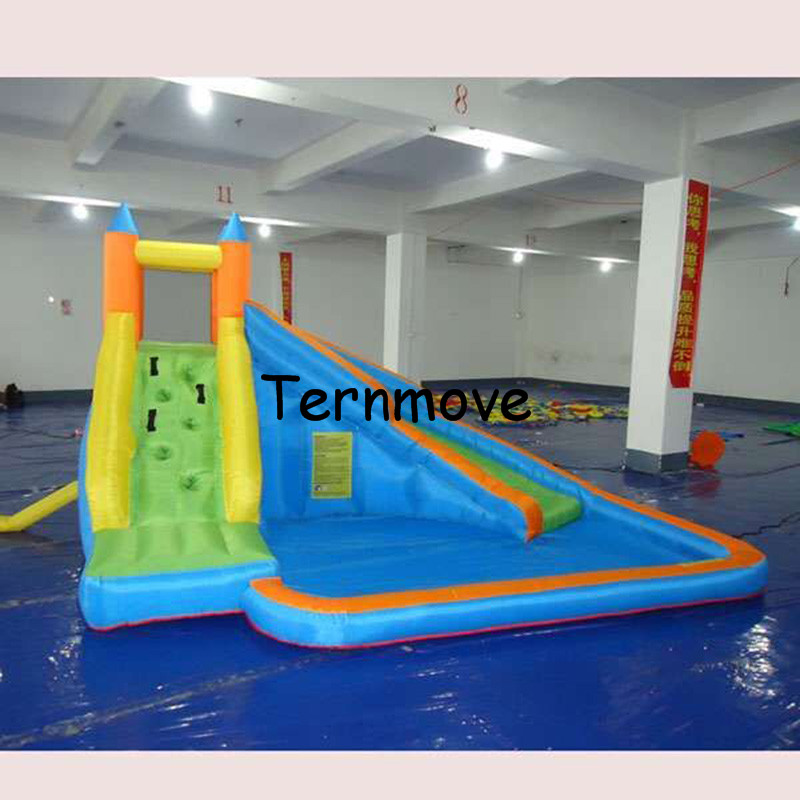 inflatable bouncer slide Free Shipping Children's inflatable jumper castle ,Bouncy Castle indoor inflatable water slide bouncer inflatable water slide bouncer inflatable moonwalk inflatable slide water slide moonwalk moon bounce inflatable water park