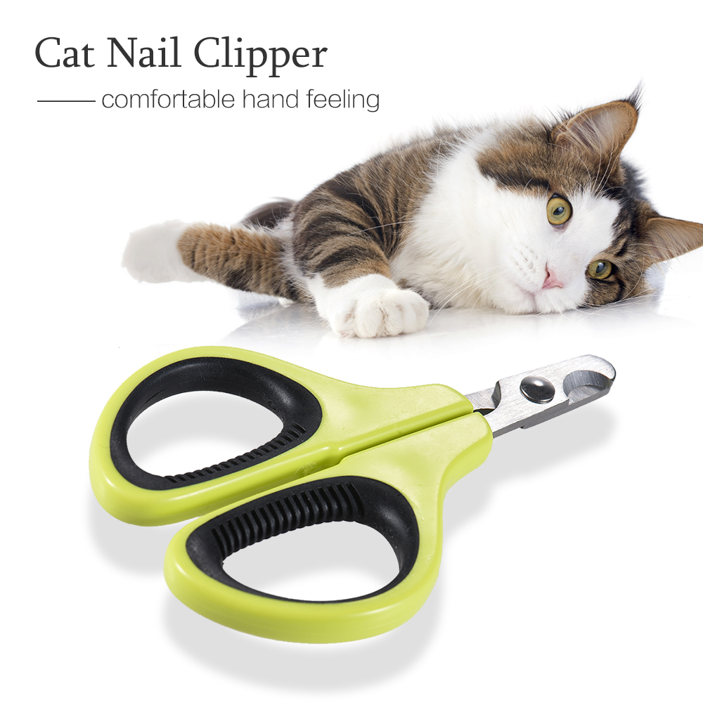 Pet Nail Clippers Cat Nail Scissors Cutter Trimmer For Kitten Puppy Rabbi Bird Ferret Cat Nail Clipper