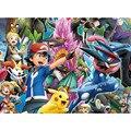 24 unids/lote Anime Figura de Acción de Pokemon Juguete Mezclado 2-3 cm de la Historieta Mini Pikachu Pokemon Figuras Juguetes Para niños regalo