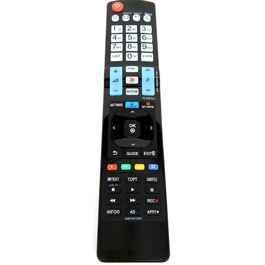 цена NEW AKB73615303 for LG 3D SMART Remote control AKB73615309 AKB73615302 AKB73615361 AKB73615362 3D Smart TV Fernbedienung