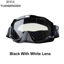 YUANMINGSHI Men Women Motocross Goggles Glasses Cycling Eyewear MX Off Road Helmets Goggles for Motorcycle
