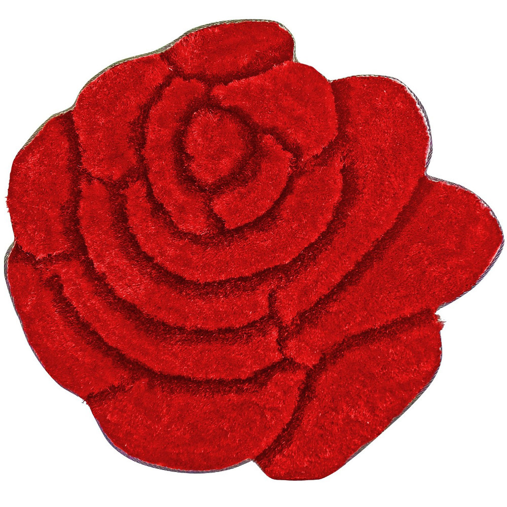 Decorative Bathroom Rugs Popular Flower Shaped Rug Buy Cheap Flower Shaped Rug Lots From