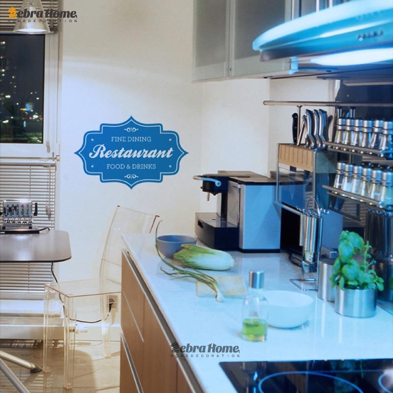 Restaurant Kitchen Wallpaper online buy wholesale restaurant wallpaper decor from china