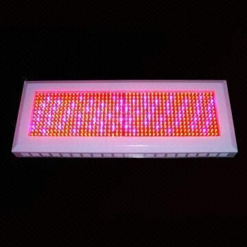 600W LED Grow Light;red(660nm):blue =8:1;also support DIY ratio;22,000lm Luminous Flux, Saves 85% Power Consumption