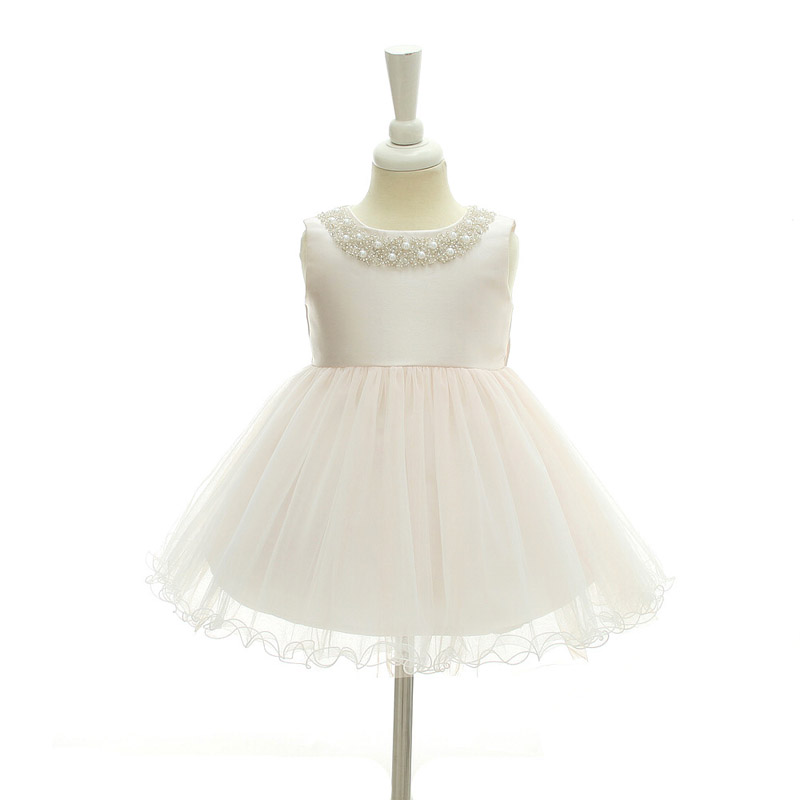 Brand New Flower Girl Dresses  Beading Ball Gown Party Pageant Communion Dress Little Girls Kids Children Dress for Wedding teen girl party dress wedding long ball gown dresses children s clothing girls kids clothes pageant communion princess costume page 4