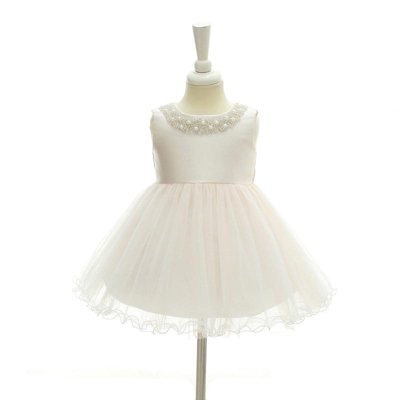 Brand New Flower Girl Dresses  Beading Ball Gown Party Pageant Communion Dress Little Girls Kids Children Dress for Wedding 4pcs new for ball uff bes m18mg noc80b s04g
