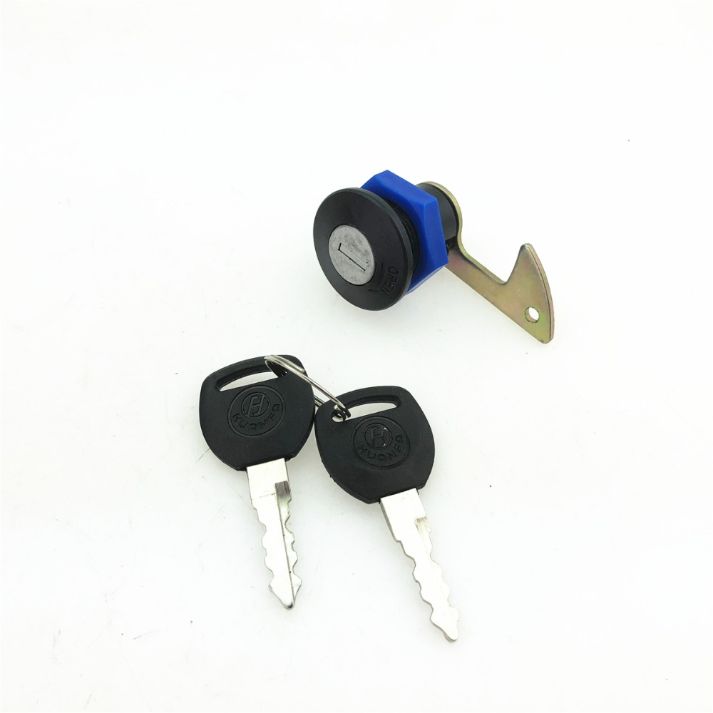 STARPAD For Electric Vehicle Motorcycle Scooter Fitting Tail Lock Storage Trunk Lock 2pcs