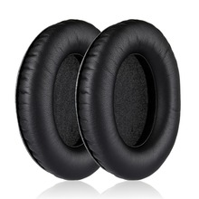 Replacement Protein Earpad for Sennheise HD418, HD419, HD428, HD429, HD439, HD438, HD448, HD449 Headphone Ear Pad / Ear Cushion