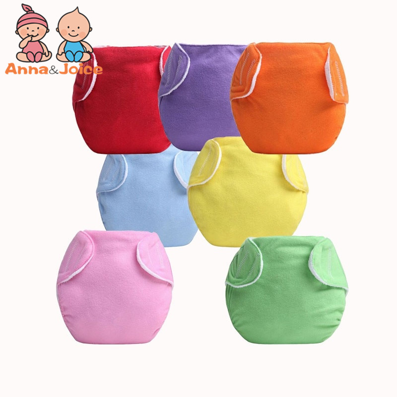 30pc/lot Baby Diapers/Children Cloth Diaper/Reusable Nappies/Adjustable Diaper Cover/Washable Free Shipping