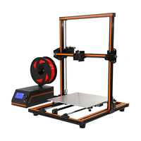 Anet E12 Aluminum Alloy Frame 3D High Precision Double Z axis DIY Printer Print Size 300*300*400 mm 3D Printers With 8G TF Card